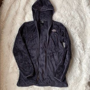 SIZE SMALL- Dark Purple NorthFace Jacket
